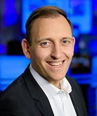 Tom Saunders is Chief Meterologist on SKY NEWS Weather and SKY NEWS Live.