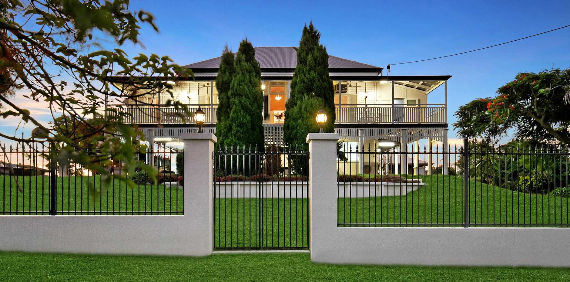 28 King St, The Range is on the market for $920,000.