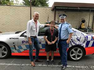 Special police operation allows Liam to meet his heroes