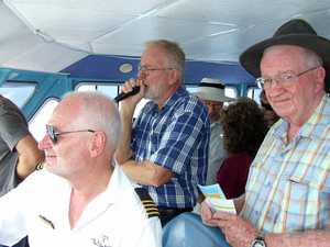 Annual cruise to explore the Sandy Straits on Sunday