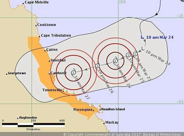 How do you name a cyclone? | CQ News