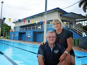 Guests swim in Gympie pool's memories