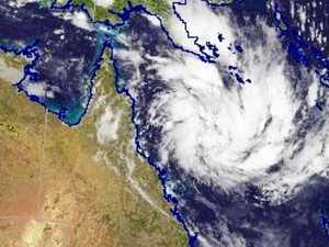 Proserpine on cyclone watch