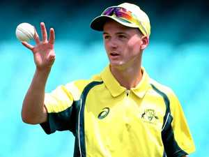 Steve Waugh's son makes Australian under-19 side