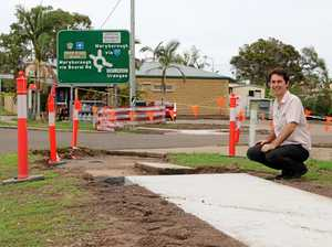 New footpath for Riley St to ease access to Esplanade