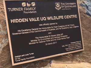 New $18.5m conservation centre opens