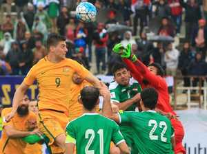 Socceroos escape with draw against Iraq in Tehran