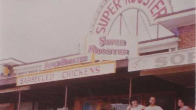 Super Rooster started life 34 years ago in the Southtown Shopping Centre.