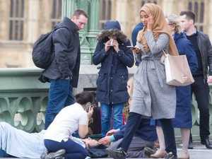 London attack: The truth behind that photo