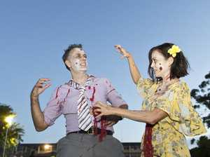 Zombies on the prowl for good cause