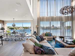 Noosa living at its finest in waterfront designer home