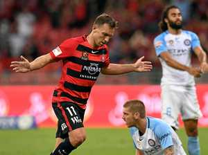 Red-hot Santalab fires hat-trick to seal victory over City
