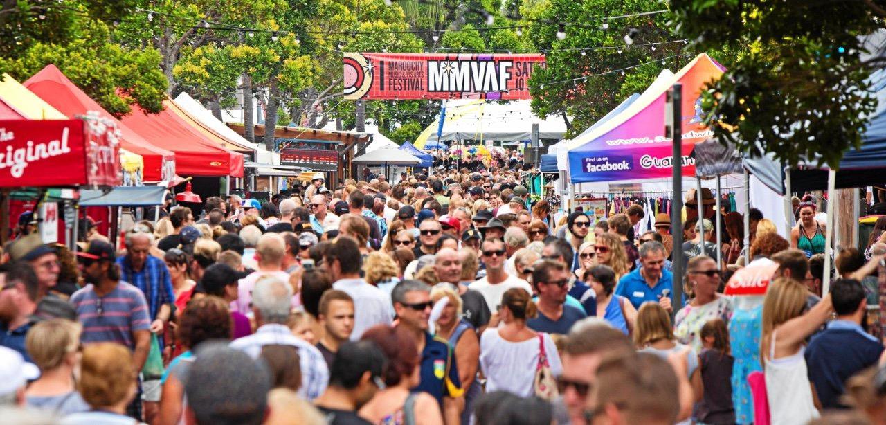 The Ocean Street World Festival.