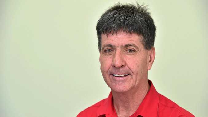 Member for Maryborough - Bruce Saunders. Photo: Alistair Brightman / Fraser Coast Chronicle