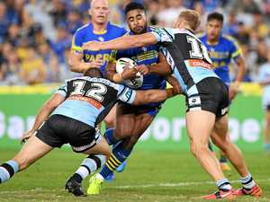Graham outstanding as Sharks see off Eels
