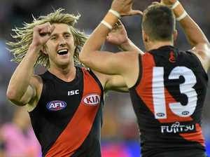 Bombers rally to stirring first-up win