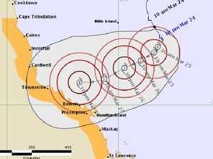 """Benign"" weather for North Coast while Qld braces for cyclone"