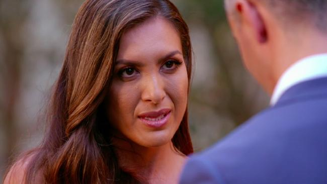 Nadia's final decision at the vow renewal ceremony leaves us stunned.
