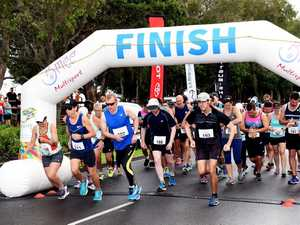 PHOTOS: More than 500 turn up for Bay Break fun run