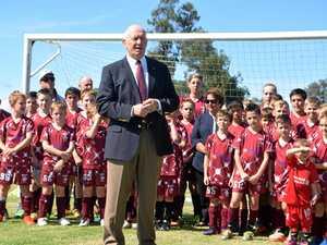 Governor-General visits Wolves
