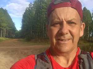 From hospital bed to six-day, 250km desert run