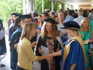 Southern Cross University graduations 2017