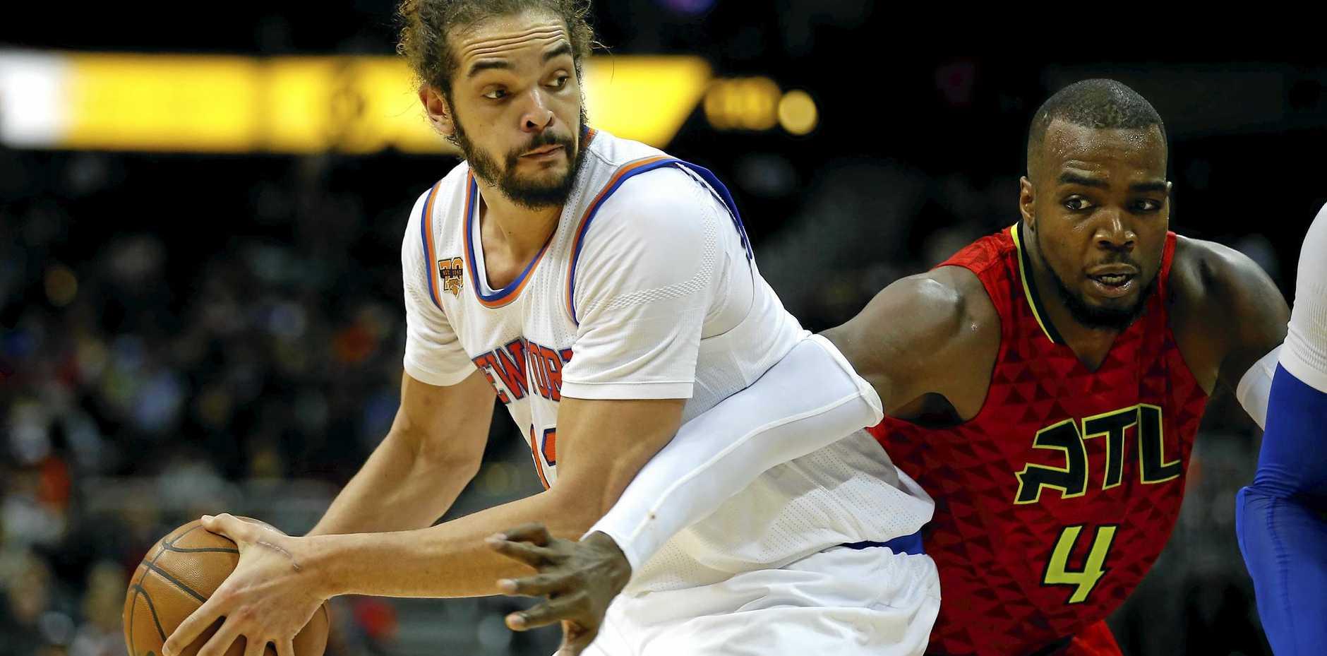Joakim Noah has been suspended for 20 NBA games.