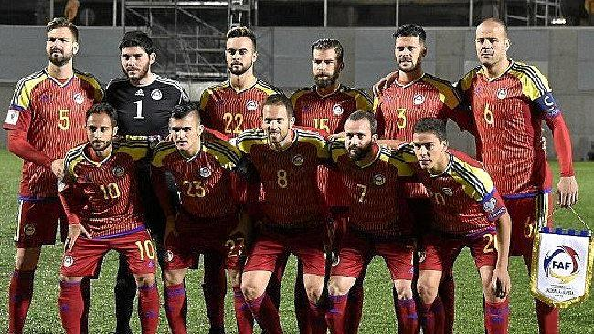 Andorra has broken a streak of 58 losing games with a draw against the Faroe Islands.