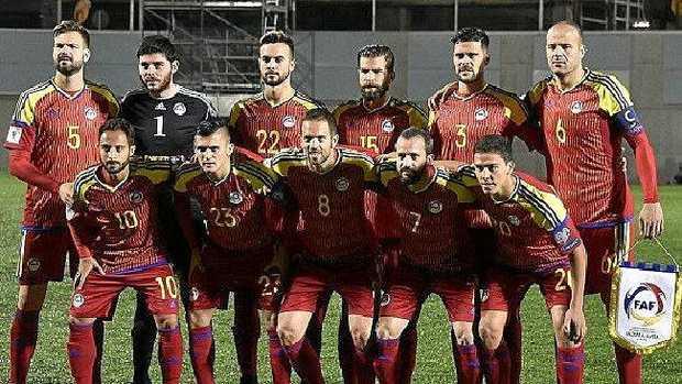 Andorra has broken a streak of 58 losing games with a draw against the Faroe Islands.