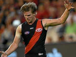 Emotional win for returning Bombers