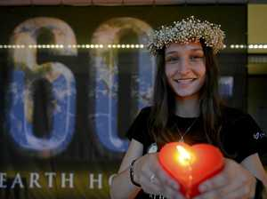GALLERY: Earth Hour 2017 at Market Square