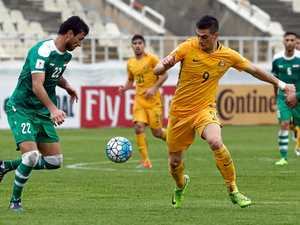 Socceroos stars defend new playing system