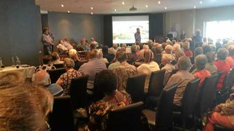 BIG DECISIONS: The crowd at last year's Gympie RSL Club annual general meeting.