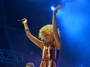 HEADLINER: Little Big Town vocalist Kimberly Shlapman at CMC Rocks.