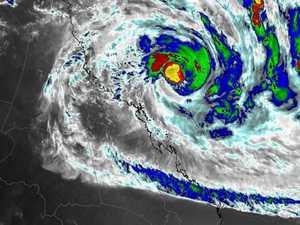 BIGGEST IN YEARS: Queensland hasn't seen a cyclone like Debbie since Yasi hit six years ago.