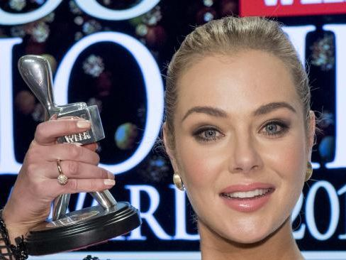 Love Child and The Wrong Girl star Jessica Marais is nominated for a Gold Logie this year.