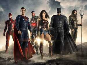 Justice League drops new trailer