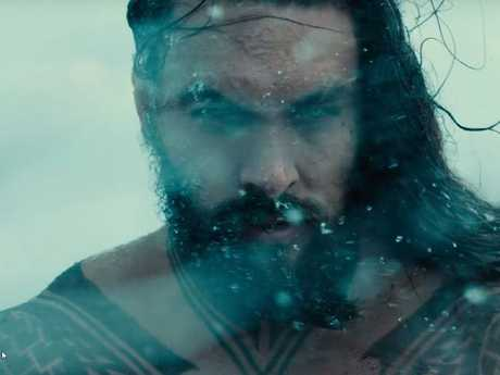 Jason Momoa will star as Aquaman.