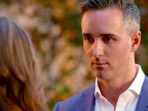 MAFS' Anthony chooses to stay with wife Nadia at their vow renewal.