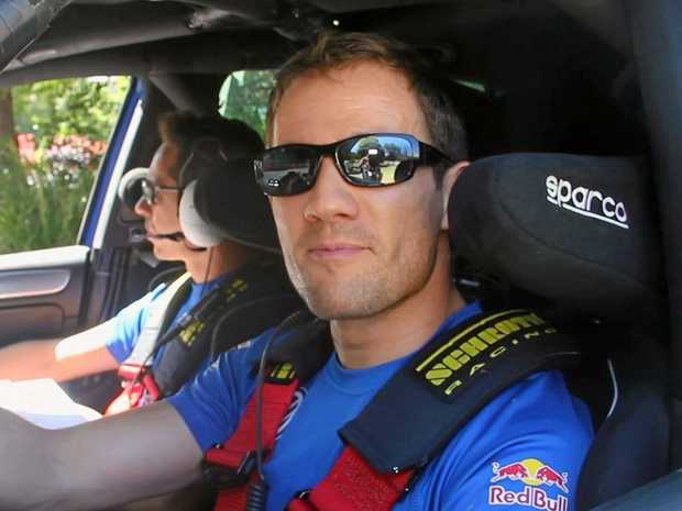 Reigning WRC world champion Sébastien Ogier will keep the points he earned in Mexico.