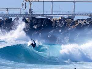 Mutiple events shine in surfing's monster month