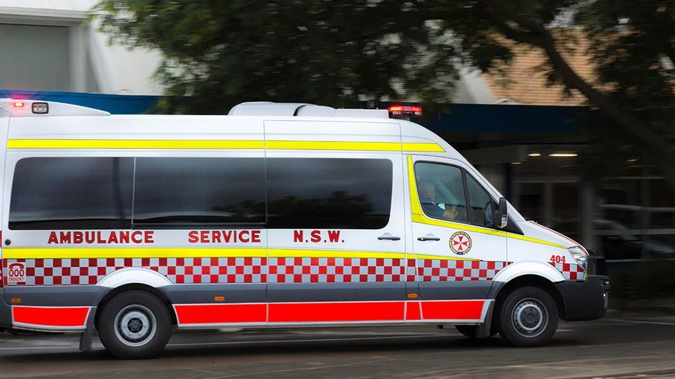Paramedics have been called to an incident on the Pacific Highway.