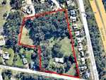 The site for a proposed 91-van and cabin space caravan park on Ackerman Rd Nambour is next to the existing Nambour Caravan Park.