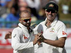 Lyon turns fourth Test back in Australia's favour
