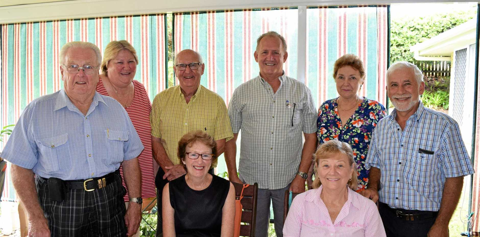 Members of the Nambour Branch of the RAAFA are celebrating 70 years this year.