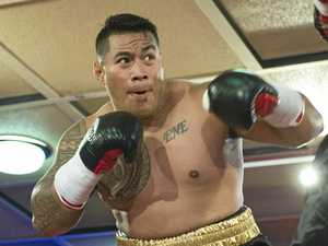 Ene-Purcell chases heavyweight title shot