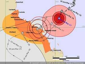 Islands prepare for cyclone impact