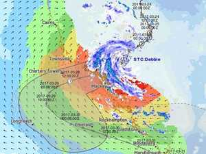 Cyclone Debbie: ISAAC Local Disaster Coordination Centre number activated
