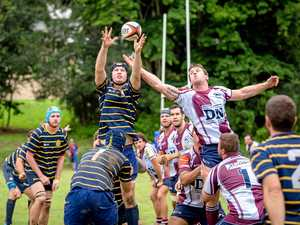 Gympie Hammers Senior Men Gallery