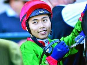 Hong Kong apprentice jockey Matthew Poon. Picture: Mark Brake